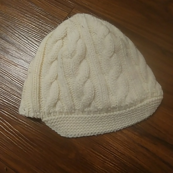 0560bd836b9899 Life Is Good Accessories | Woven Winter Hat With A Bill | Poshmark